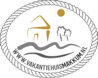 logo vakantiehuismakkum.nl